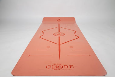 Core Yoga Mat Peach