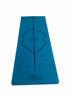 Core Yoga Mat Aqua