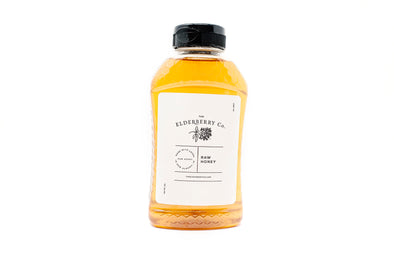 Raw Honey - 1 Pound