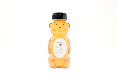 Raw Honey - 12 Ounces