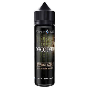 Decoded eLiquid - Davinci Code