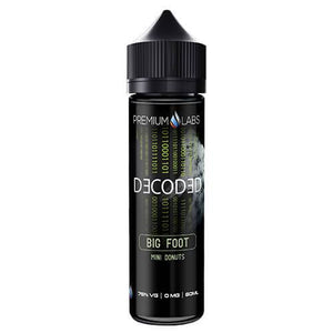 Decoded eLiquid - Bigger Foot