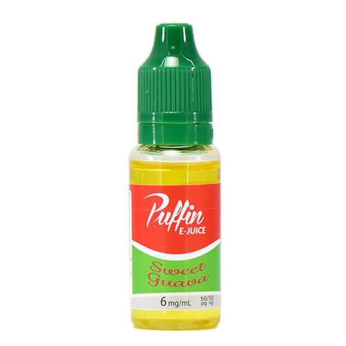 Puffin E-Juice - Sweet Guava