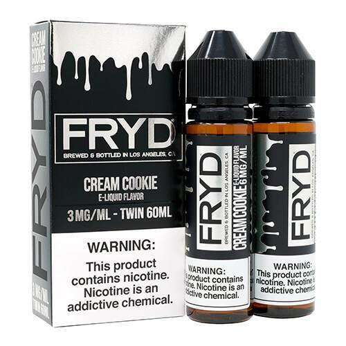 FRYD Premium E-Liquid - Cream Cookie