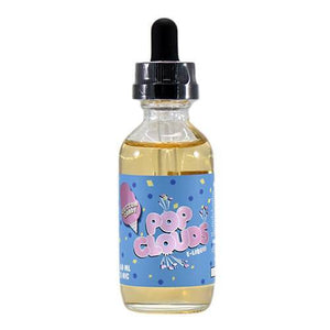 Pop Clouds E-Liquid - Cotton Fluff