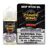 Candy King eJuice - Worms