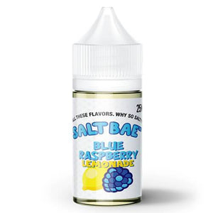 Salt Bae eJuice - Blue Raspberry Lemonade