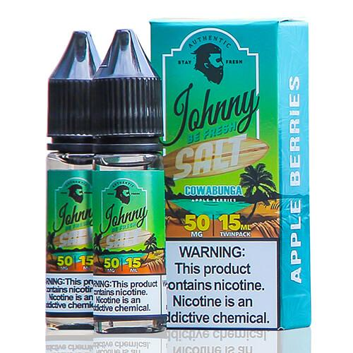 Johnny Be Fresh SALTS - Cowabunga