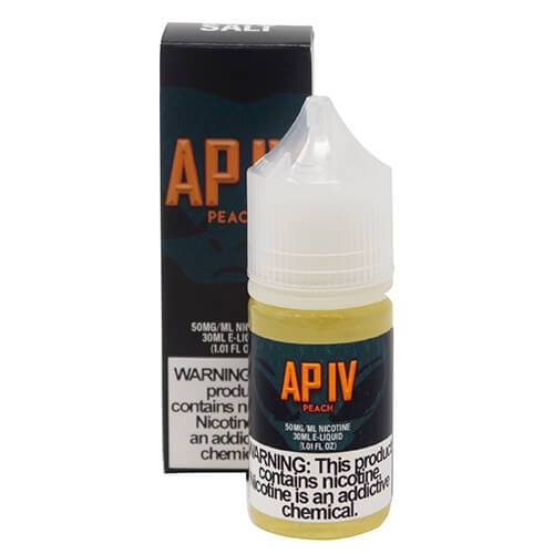 Bomb Sauce E-Liquid SALT - Alien Piss 4