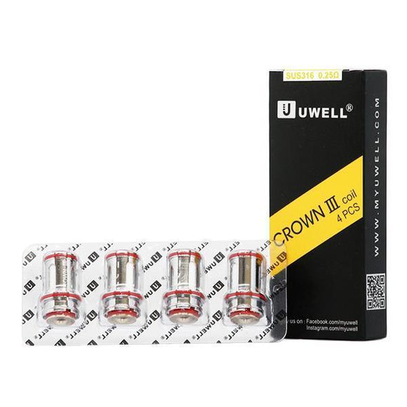 Uwell Crown V3 Coil (4 Pack)