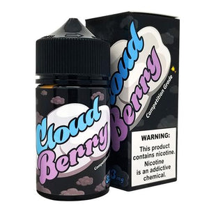 Cloud Vapory eJuice - Cloud Berry
