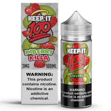 Keep It 100 E-Juice - KiBerry Killa