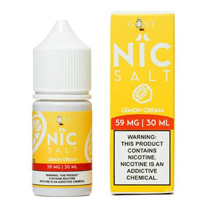 Nic Salt by Gost Vapor - Lemon Cream