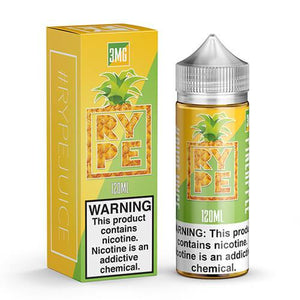 RYPE Vapors - Pineapple eLiquid