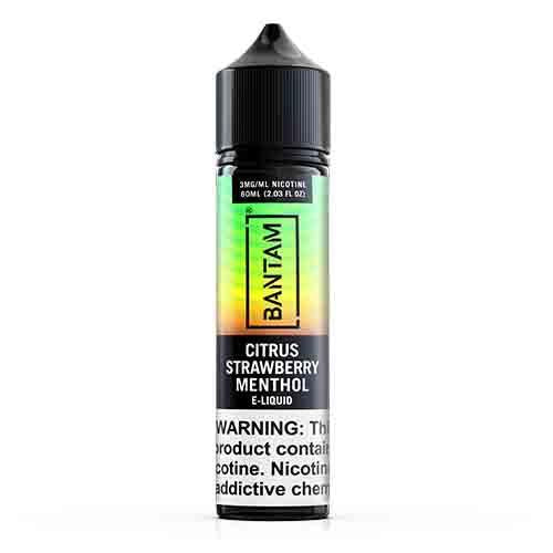 Bantam - Citrus Strawberry Menthol