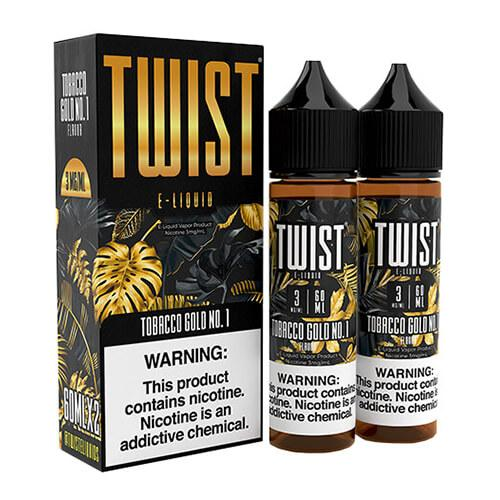 Twist E-Liquids - Tobacco Gold No. 1