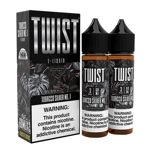 Twist E-Liquids - Tobacco Silver No. 1