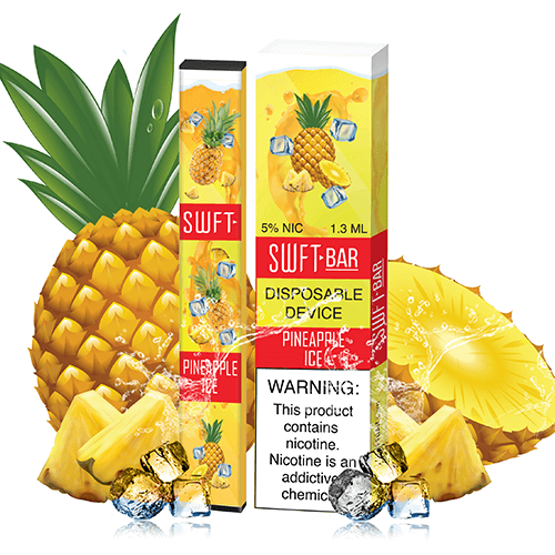 SWFT Bar - Disposable Vape Device - Pineapple ICE