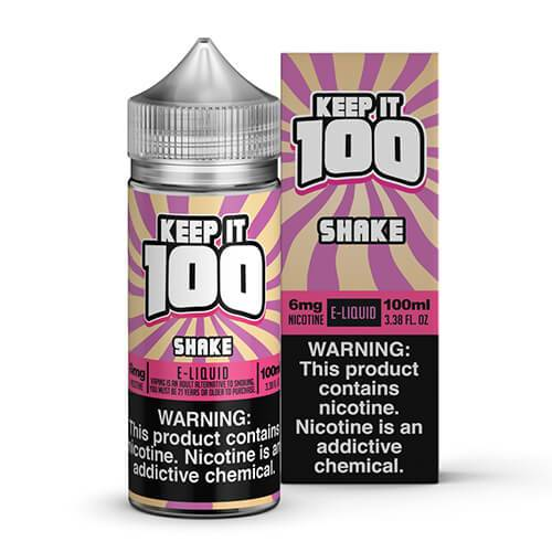 Keep It 100 E-Juice - Shake