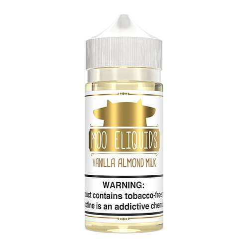 Moo eLiquids Synthetic - Vanilla Almond Milk