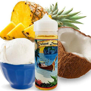 Budget eLiquid - Island Dream
