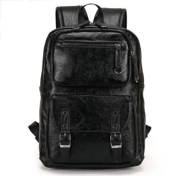 GRID BACKPACK - BLACK - CLOUT CULTURE