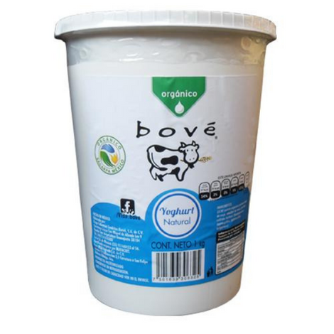 Yoghurt Natural<br>Bové