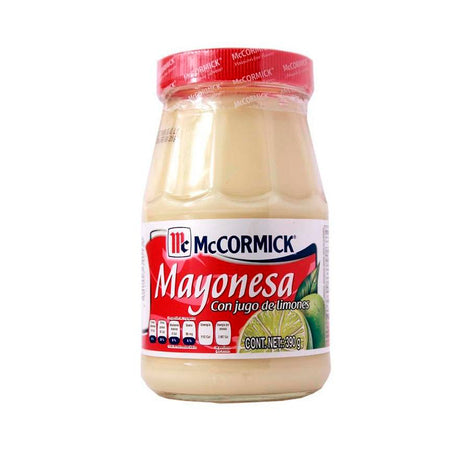 Mayonesa 390gr<br>Mc.Cormick