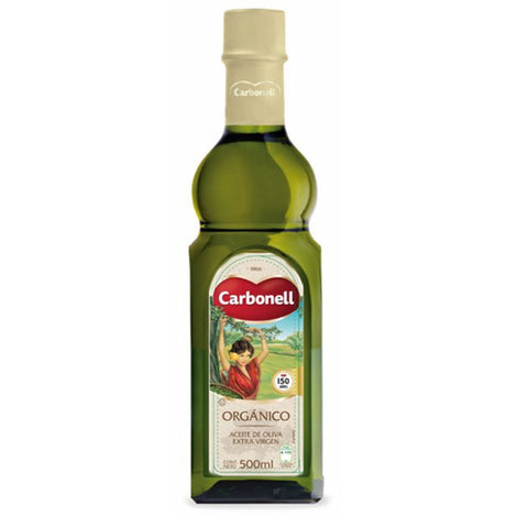 Aceite de oliva orgánico<br>Carbonell