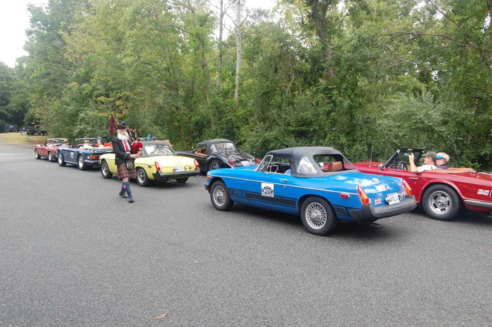 British Reliability Run raises $10,000.00 for Charity!