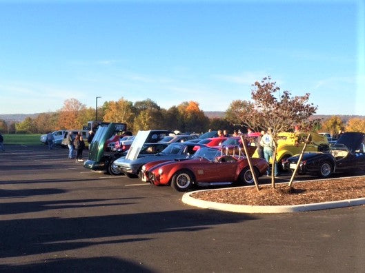 Final Cars & Coffee at Klingberg Center