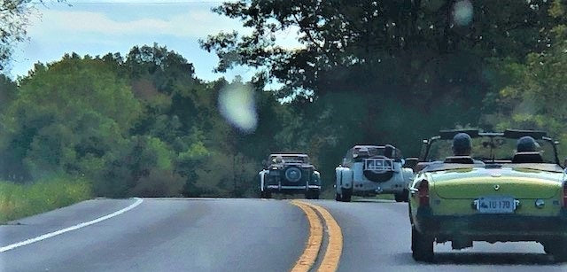 2019 Connecticut British Reliability Run, the Last Day!