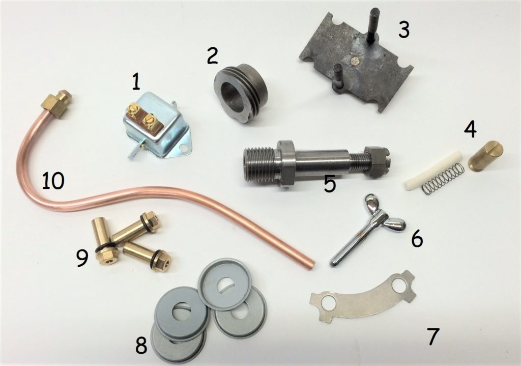 """WHAT PART NUMBER IS THAT?"" Correct answers now listed!"