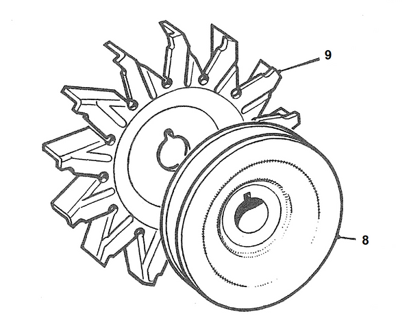 Mgb Alternator 1968 To 1980