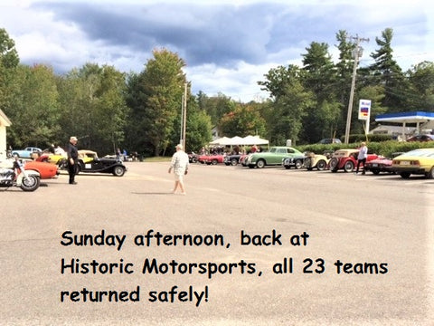New England British Reliability Run