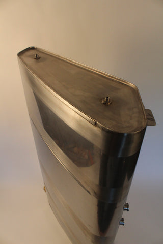 Stainless Steel Fuel Tanks for the MG TD