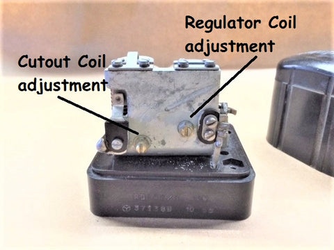 and always be sure the generator is in good operating condition, and  the battery is fully charged before making changes to the control box