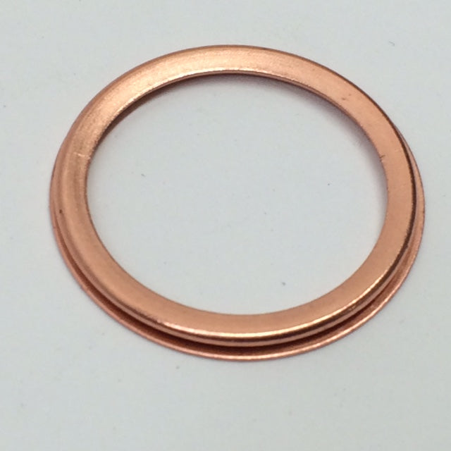 Sealing Washer, Soft Copper