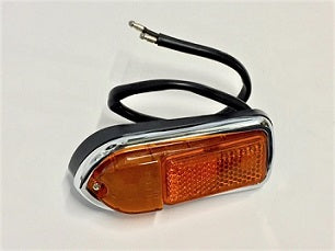 SIDE LAMP, MGB, L/H front, 1970-1980