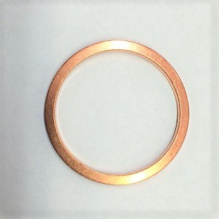 Copper Sealing Washer, Gear Box drain plug