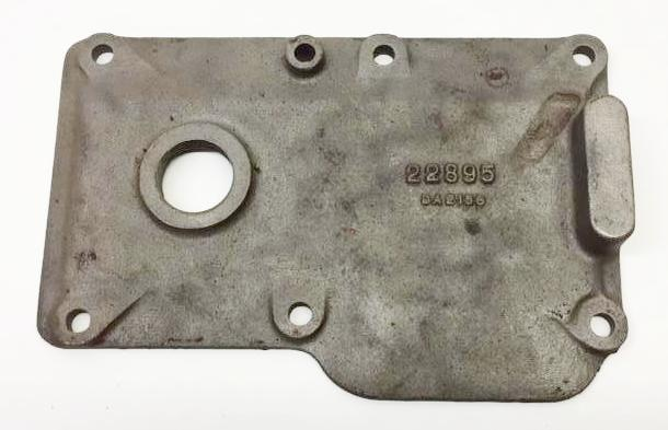Gearbox Cover, Used *