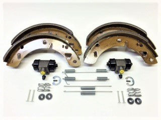 MGB  Complete Rear Brake Kit