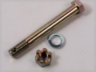 UNF Bolt with Nut, Top