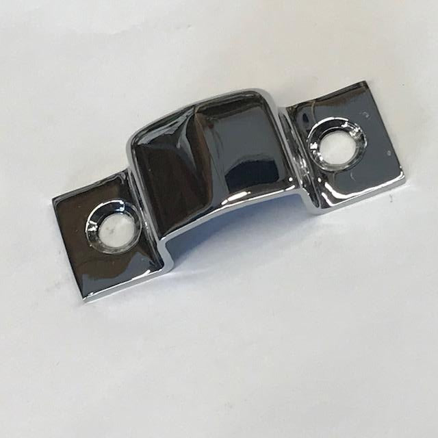 Chrome Outer Hinge Support