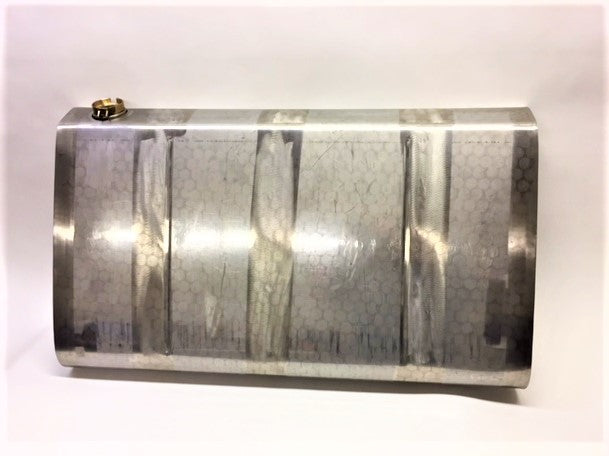 Fuel Tank MG TD Stainless Steel