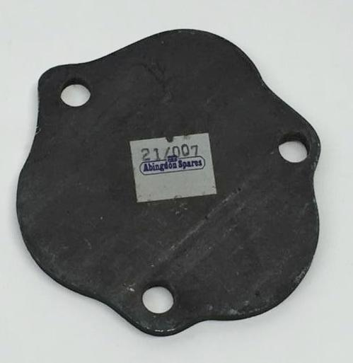 Top Cover Plate, Used *