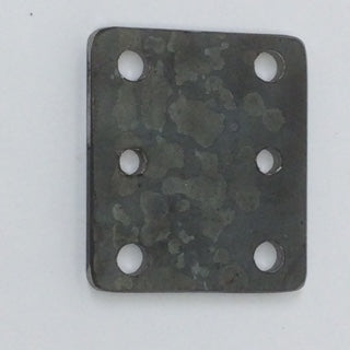 Bottom Spring Securing Plate