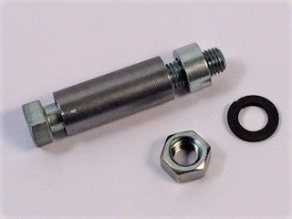 Spacer, Set of Two with Nut, Bolt & Washer