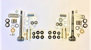 MGB Major Front Suspension Kit, (polyurethane bushes)
