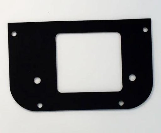 SEAL, cover bottom, non servo systems, MGB, 62-74.5